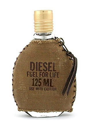 Diesel Fuel For Life Eau De Toilette Spray 125ml